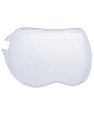 Spare front clear visor for MS1190