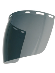 Smoke PC visor for FORCECAL or HG930B Shade 5-3,1 (EN172) (405 x 225 mm).