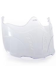 Protective visor for the EVAGUARD