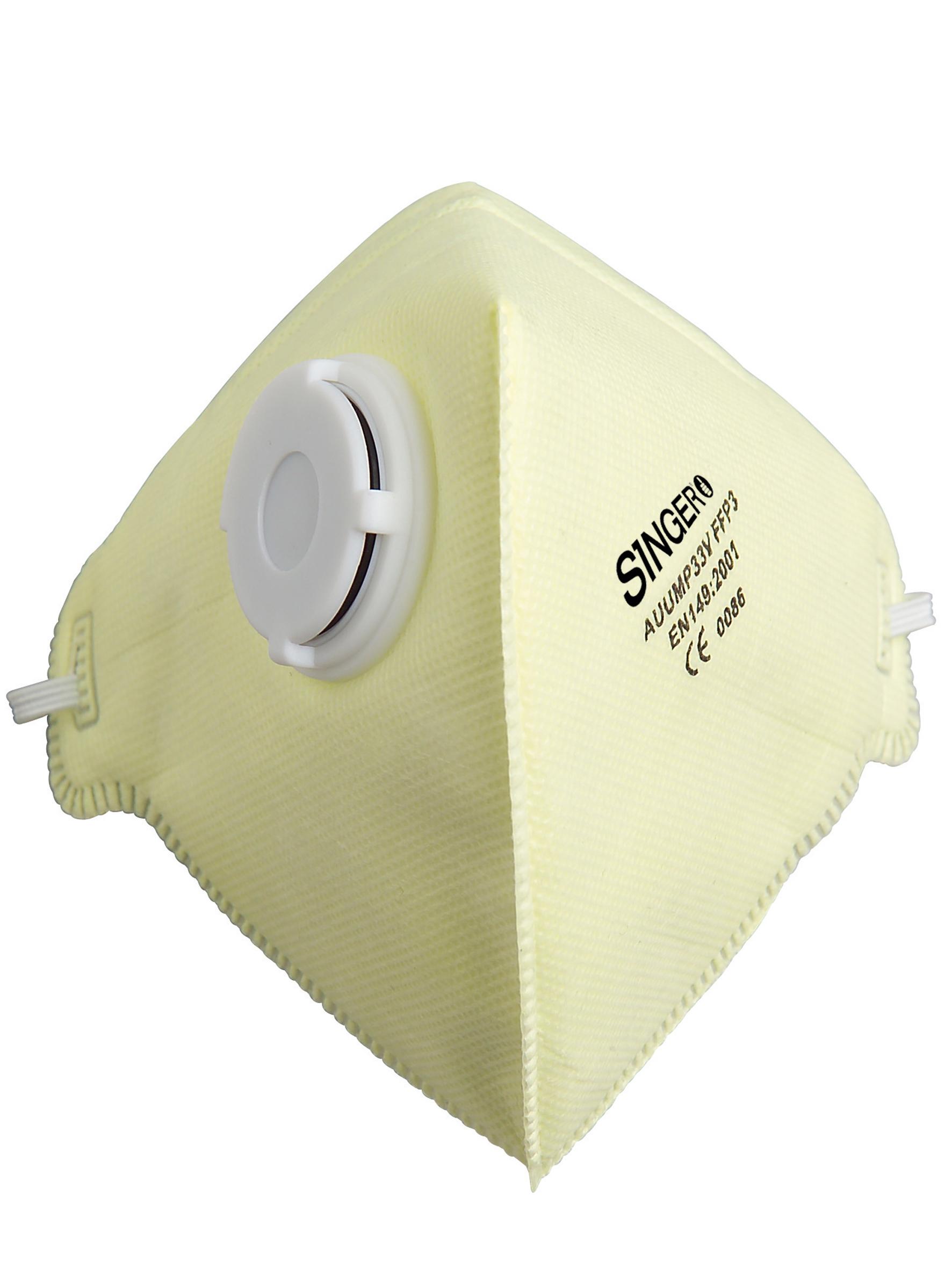 demi masque respiratoire ffp3