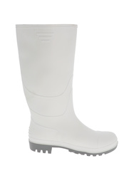 P.V.C boots for food industry. White colour. OB E SRC.