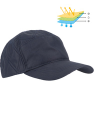 Summer cap with refreshing effect
