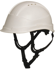 Helmet for working at height