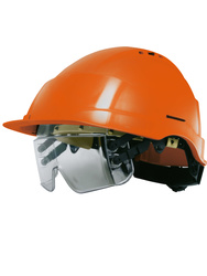 IRIS2 helmet with integrated spectacles