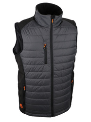 Gilet softshell & ripstop