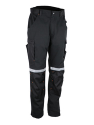 Ripstop work trousers. Cotton polyester/