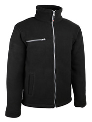 Warme und komfortable Fleecejacke (520 g/m²).