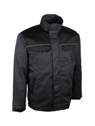 Work jacket. 65% polyester / 35% cotton.245 gsm.