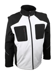 Veste Softshell manches amovibles(2 x 1)