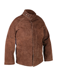 Superior brown welding jacket